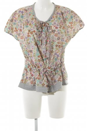 Oilily Blusentop florales Muster Casual-Look