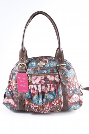 Oilily Bowlingtasche Blumenmuster Casual-Look