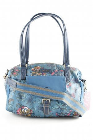 Oilily Bowling Bag floral pattern romantic style