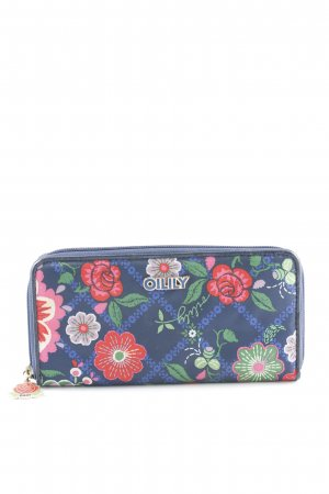 Oilily Geldbörse Blumenmuster Casual-Look