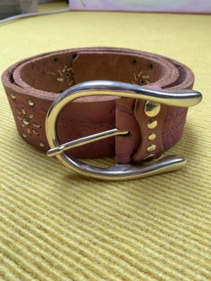 Oilily Leather Belt multicolored leather