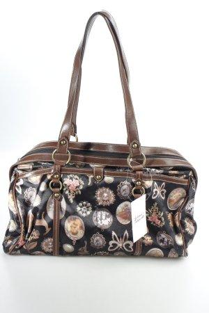 Oilily Handtasche abstraktes Muster extravaganter Stil