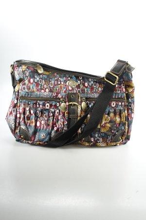 Oilily Handtasche florales Muster extravaganter Stil