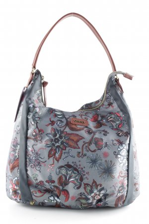 Oilily Handtasche florales Muster Street-Fashion-Look