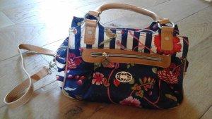 Oilily Handtasche mit Blumenmuster und Schulterriemen zum abnehmen