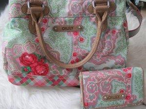 Oilily Handtasche mit passendem Portemonnaie
