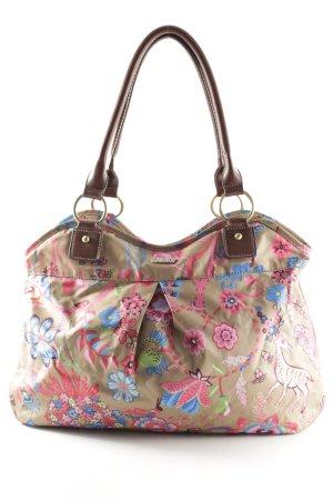 Oilily Handtasche Mustermix Hippie-Look
