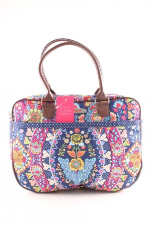 Oilily Henkeltasche Allover-Druck Casual-Look