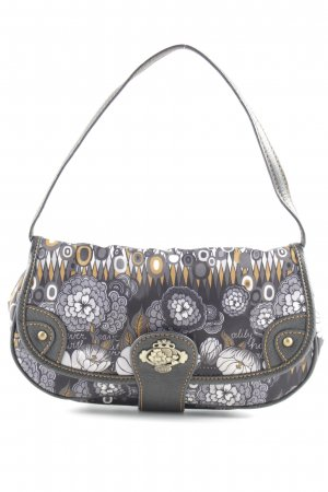 Oilily Sac Baril motif abstrait Articles en cuir