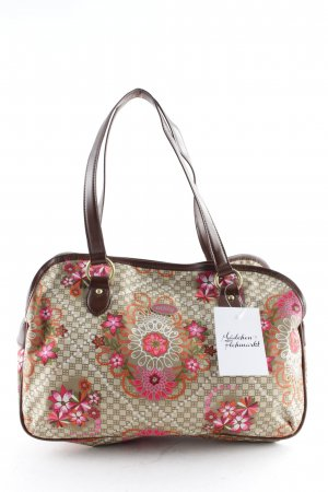 Oilily Carry Bag floral pattern extravagant style