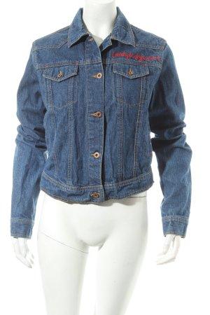 Oilily Jeansjacke blau Street-Fashion-Look