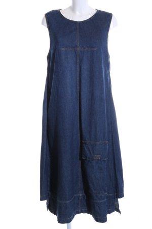 Oilily Jeanskleid blau Casual-Look
