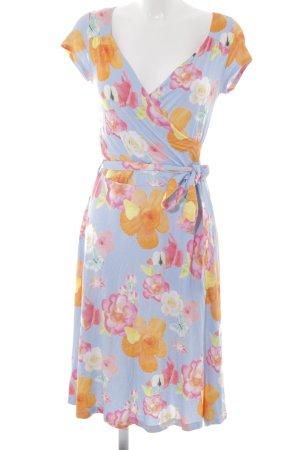 Oilily Jerseykleid Blumenmuster Casual-Look