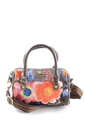 Oilily Mini Bag mixed pattern extravagant style