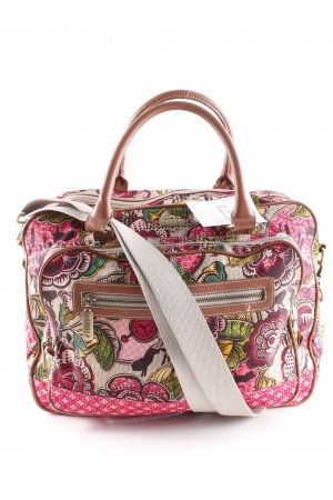 Oilily Notebooktasche abstraktes Muster Casual-Look