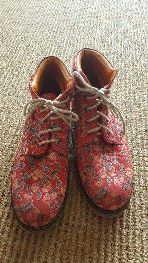 Oilily Schuhe rot-geblümt