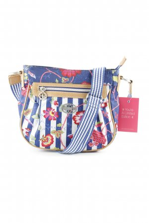 Oilily Schultertasche florales Muster Casual-Look