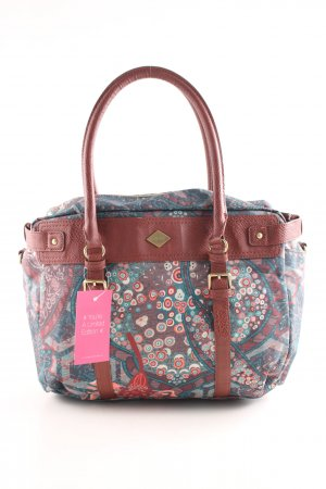 Oilily Shopper Allover-Druck Casual-Look