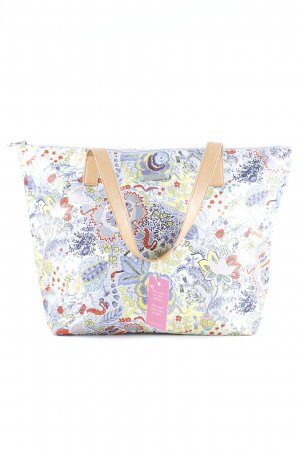 Oilily Shopper Blumenmuster Casual-Look