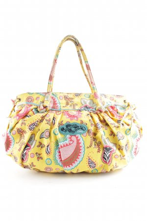 Oilily Shopper florales Muster Street-Fashion-Look