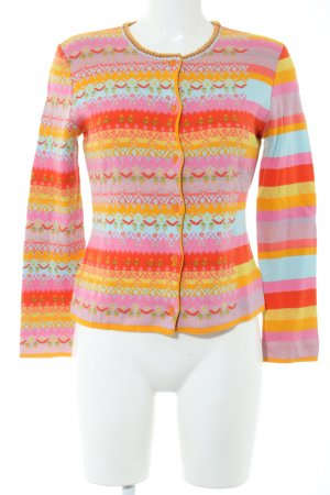 Oilily Strickjacke Mustermix Casual-Look