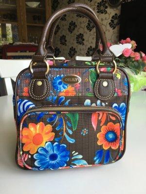 Oilily Tasche mit Blumen Print