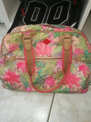 oilily Tasche mit floralem Muster und Laptop case