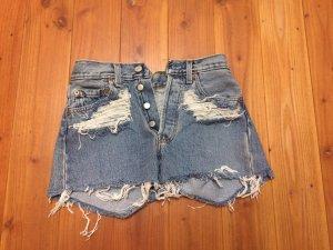 Levi's Shorts azul celeste