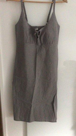 Okha Vestido para casa gris Algodón