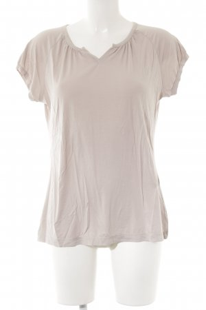 Okha T-Shirt altrosa Casual-Look