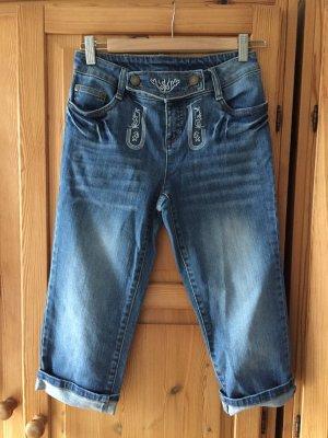 Oktober Fest Jeans ( Kurz)