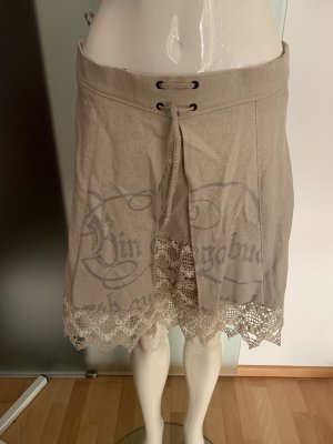 Landhaus by C&A Traditional Skirt natural white-oatmeal