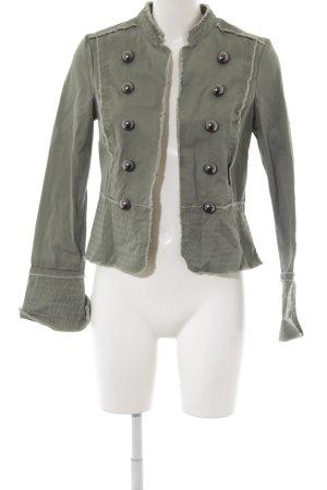 Old Navy Jeansjacke khaki Marine-Look