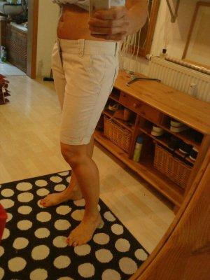 Old Navy Korte broek licht beige Katoen