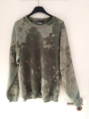 Old School Vintage Sweatshirt Größe S Reclaimed Vintage