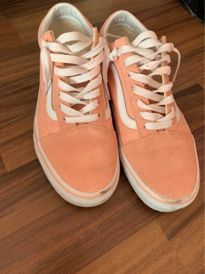 Old skool vans rosa