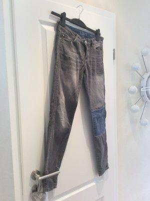 Oldschool Jeans von Zara