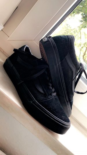 Oldskool Vans - All Black