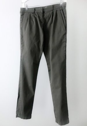 Gang Pantalone chino marrone-grigio