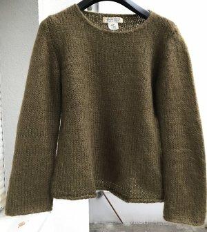 Comme des Garçons Wool Sweater green grey