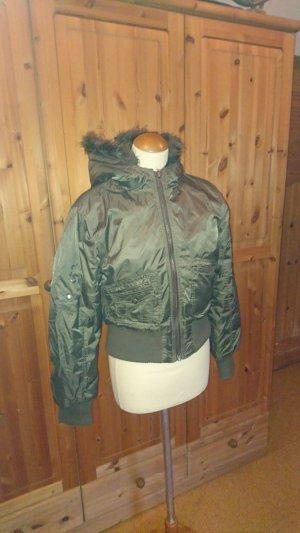 Sublevel Bomber Jacket olive green