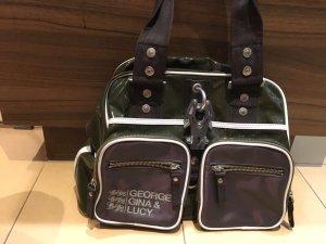 Olivegrüne Tasche Room mate S.H.