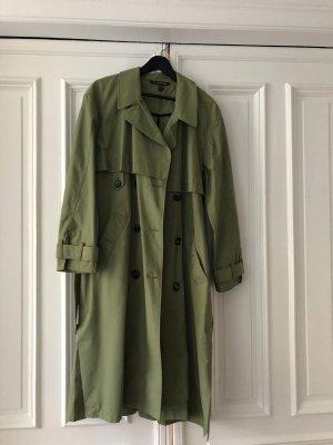 Zara Trenchcoat kaki-vert olive