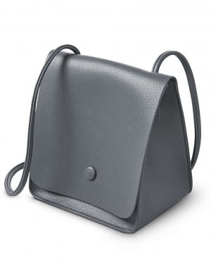 Oliver Bonas Naya Mini Triangle Cross Body Bag