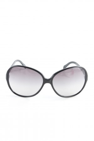 Oliver Peoples Butterfly Brille schwarz Casual-Look