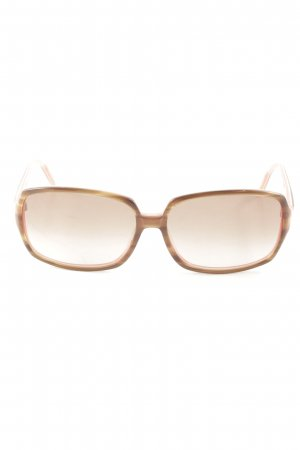 Oliver Peoples Angular Shaped Sunglasses multicolored casual look