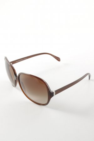 Oliver Peoples Retro Glasses brown '80s style