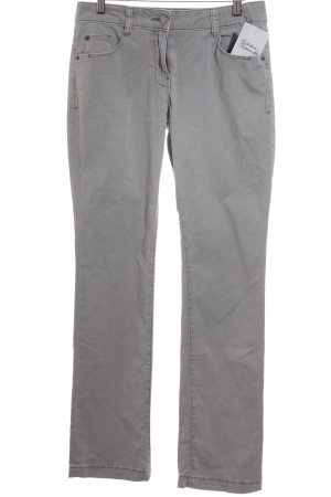Oliver Peoples Slim Jeans grau Casual-Look