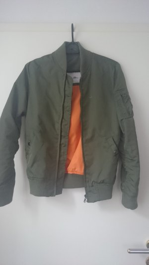 LTB Jacket dark green-khaki polyester