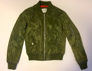 Bomber Jacket olive green